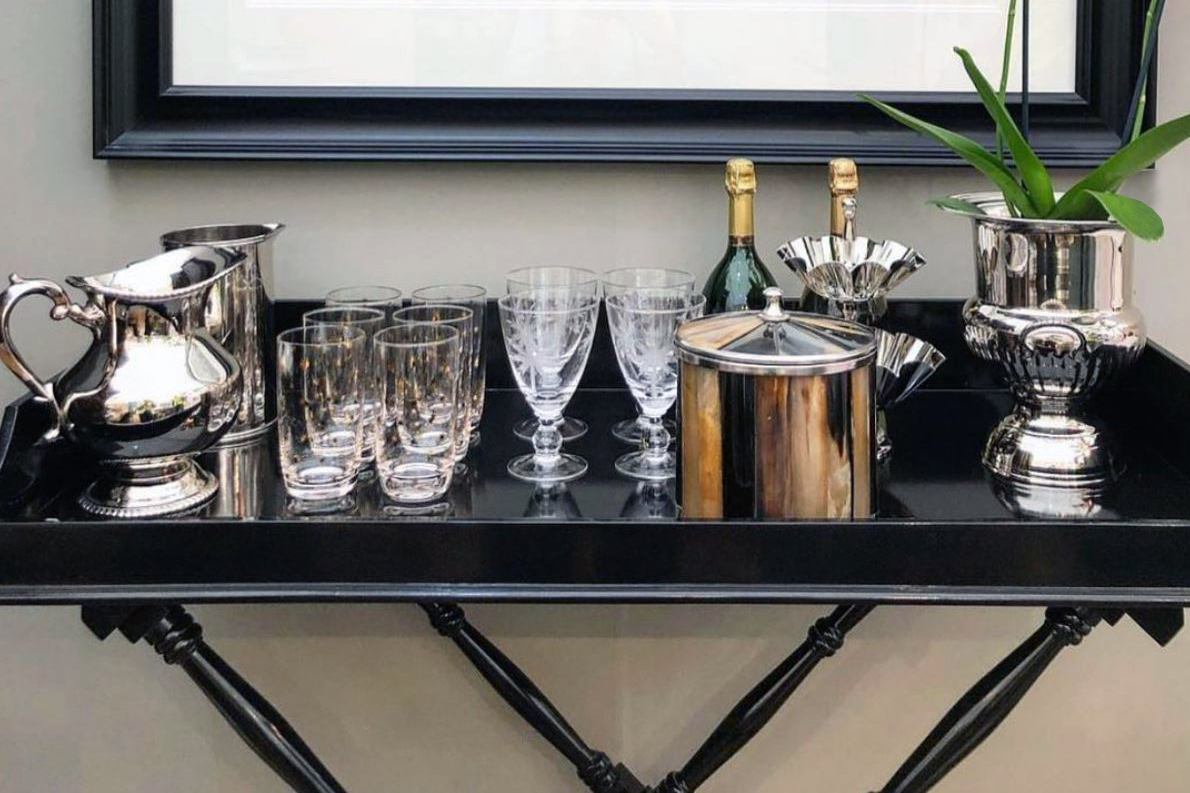 Drinks Trolleys & Butlers' Trays