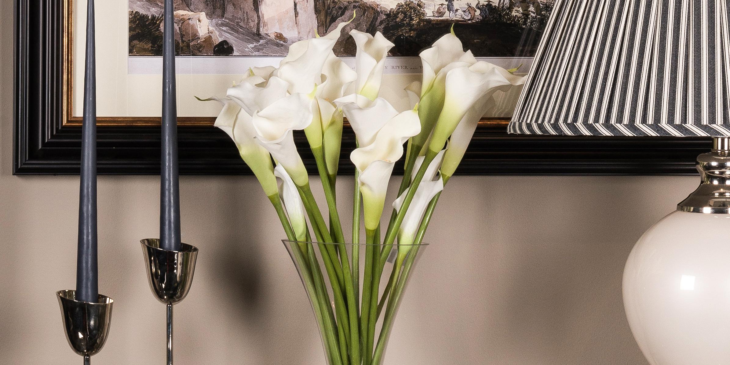 Faux Flower Stems