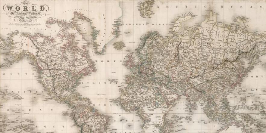 Landscapes & Maps