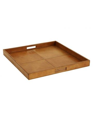Eichholtz Dolce Leather Tray