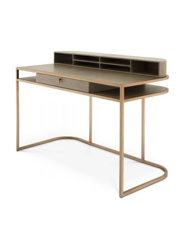 Eichholtz Highland Desk - Washed Oak