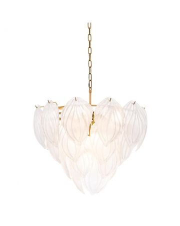 Eichholtz Novida Chandelier - Antique Brass
