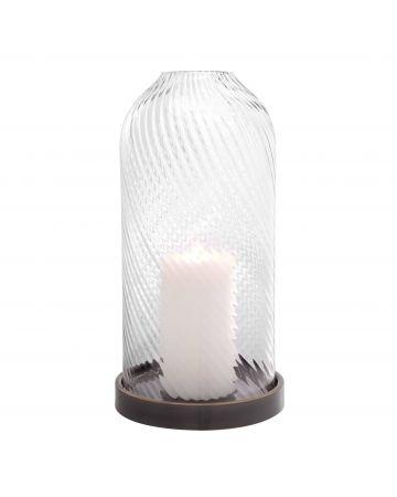 Eichholtz Giselle Hurricane Lamp - Large