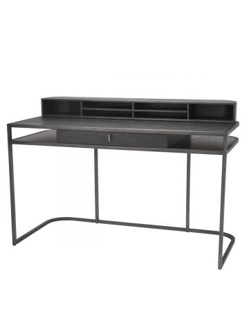 Eichholtz Highland Desk - Charcoal