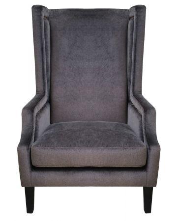 Carlyle Club Chair - Grey