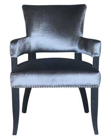Lexington Chair - Petrol Velvet