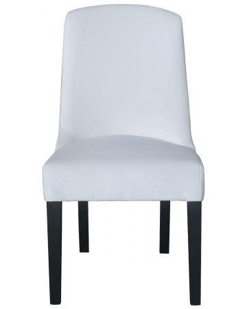 Peyton Dining Chair - Off White Velvet