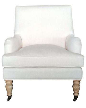 Windsor Arm Chair - White