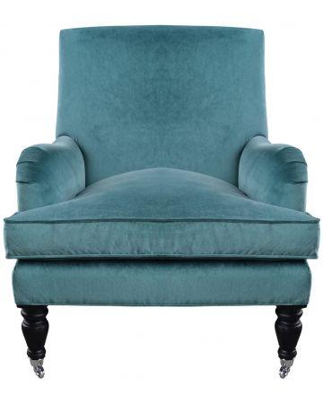 Windsor Arm Chair - Teal