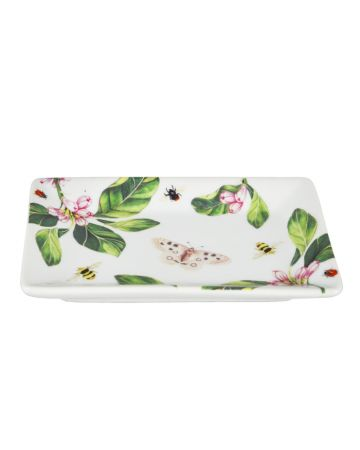 English Garden Small Rectangular Tray