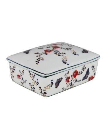 Bird of Paradise Rectangular Box