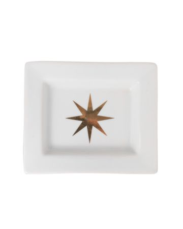 Gold Star Change Tray