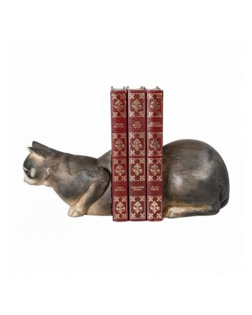 Jasmin Cat Bookends