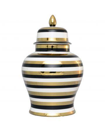 Katerina Ceramic Jar - Large