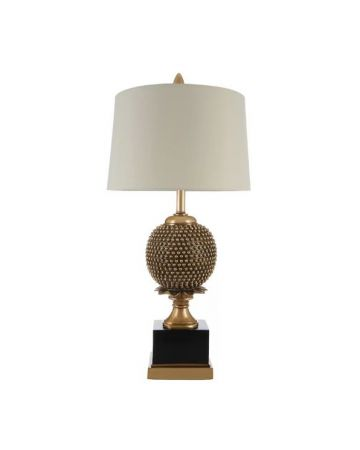 Raffles table lamp with shade