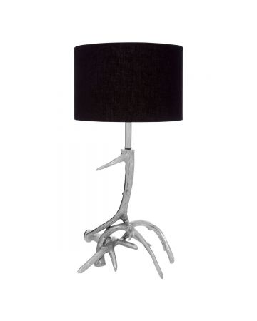 Highland lamp base/shade