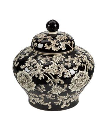 Mandalay Ginger Jar - Ball Top