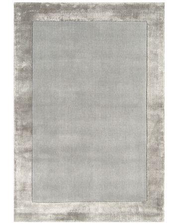Derby Rug - Silver