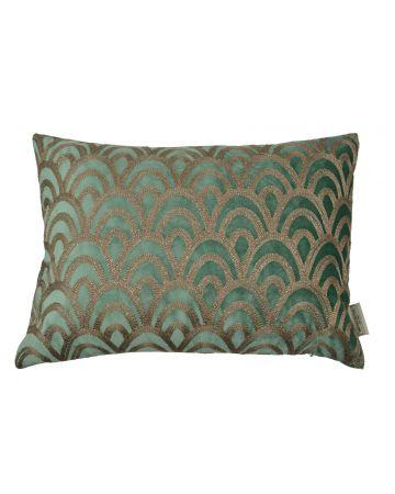 Deco Scalloped Cushion