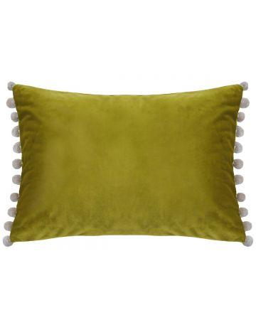 Fiesta Cushion - Bamboo & Natural