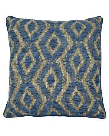 Panama Cushion - Light Blue