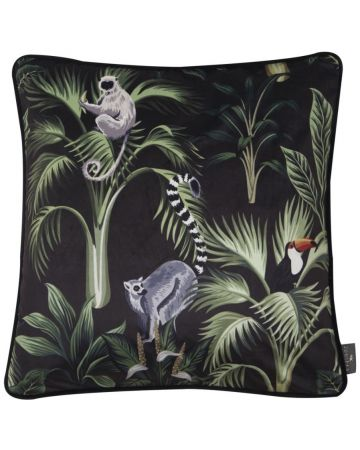 Jungle Party Cushion