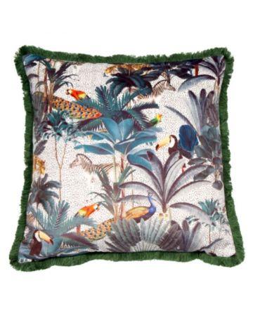 Jungle Parade Cushion