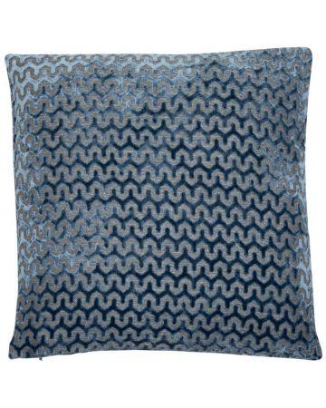 Pasha Cushion - Blue