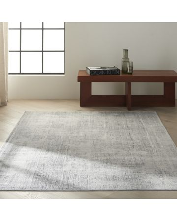 CK Vapour by Calvin Klein Rug - Grey Ivory