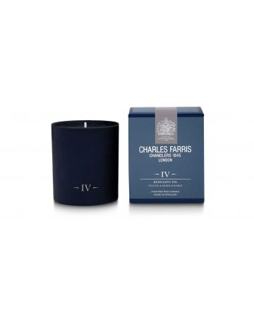 Charles Farris Redolent Fig Scented Candle - Wild Fig & Green Accords