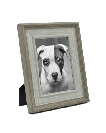 Wood Effect Photo Frame - 6x8