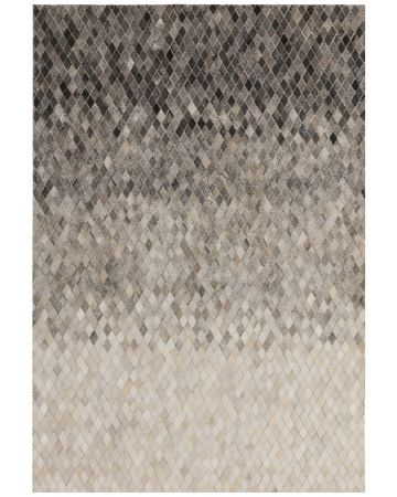 Cordoba Cow Hide Rug-Diamond