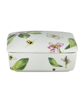 English Garden Rectangular Box