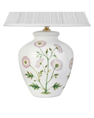 Wild Flowers Small Lamp Base