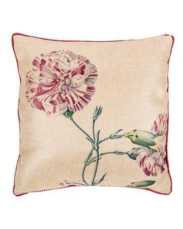 Carnations Cushion