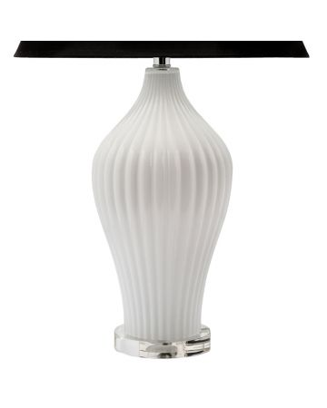 Anfora Glass Lamp Base
