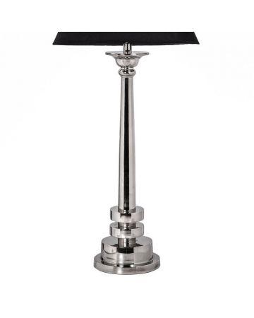 Thackery Nickel Lamp Base