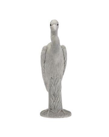 White Heron Ornament