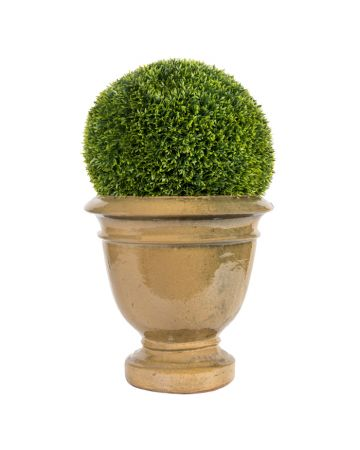 Green Large Topiary Ball - 35cm