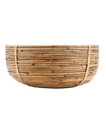 Safari Cane Bowl