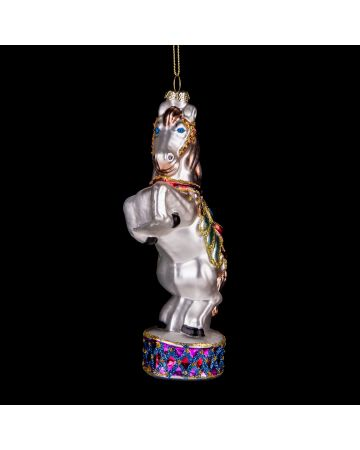 Fairground Horse Bauble