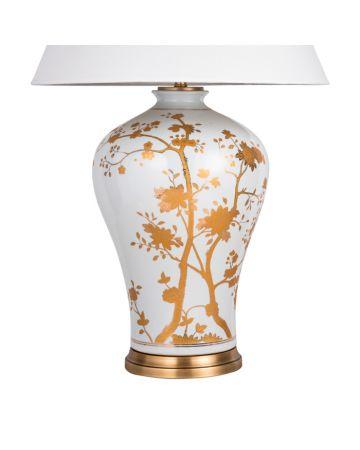 Catarina Blanc Lamp Base - XL