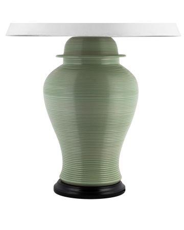 Cape Verde Lamp Base - Jade