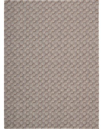 CK Loom by Calvin Klein Rug - Smoke