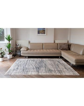 Cordoba Rug - Silver Grey