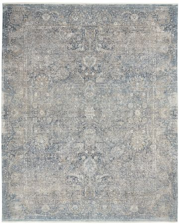 Ciragan Rug - Cream Blue