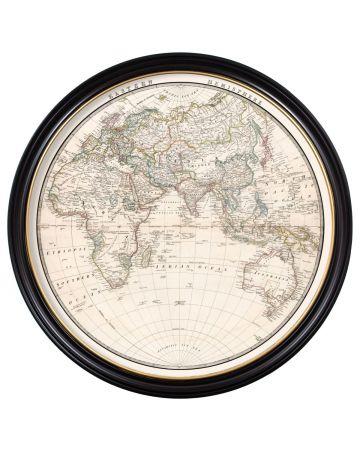 Eastern Hemisphere - 96cm