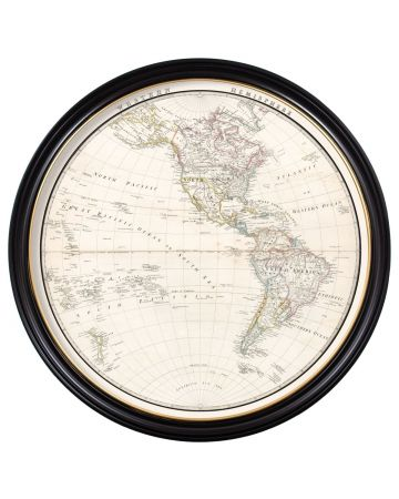 Western Hemisphere - 96cm