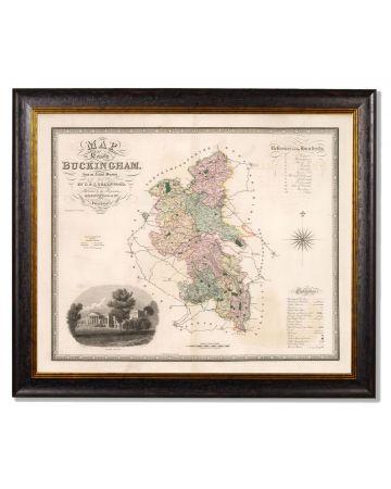 Buckinghamshire Print