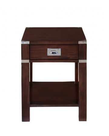 Wellington Side Table - Walnut